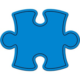 Customized Puzzle Piece Magnet