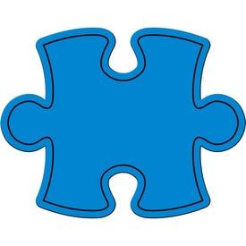 Customized Puzzle Piece Magnet