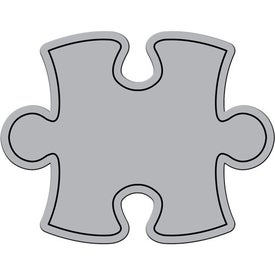 Puzzle Piece Magnet for Promotion
