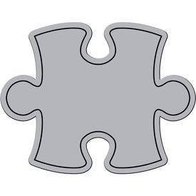 Puzzle Piece Magnet for Promotion