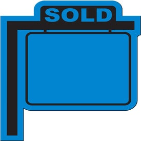 Company Realty Sign Flexible Magnet