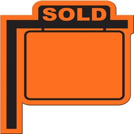 Realty Sign Flexible Magnet for Customization