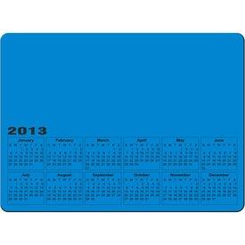 Company Rectangle Calendar Magnet
