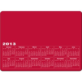 Rectangle Calendar Magnet for Promotion