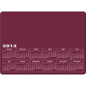 Printed Rectangle Calendar Magnet