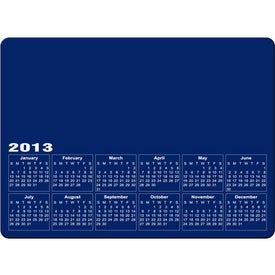 Rectangle Calendar Magnet for Customization