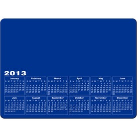 Rectangle Calendar Magnet for Your Company