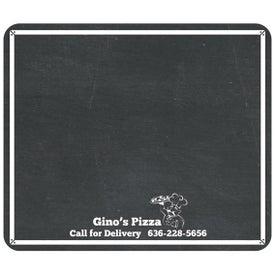 """Chalkboard Magnet (7"""" x 8 1/4"""")"""