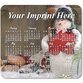 Calendar Magnet with Your Logo