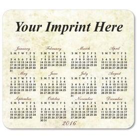 Promotional Calendar Magnet