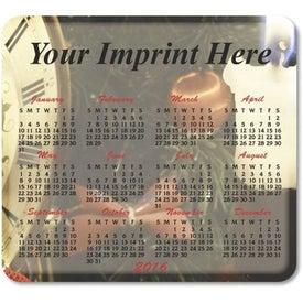 Branded Calendar Magnet