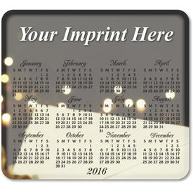 Calendar Magnet for Your Church
