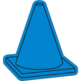 Safety Cone Flexible Magnet for Marketing