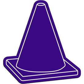 Company Safety Cone Flexible Magnet