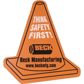 Safety Cone Flexible Magnet