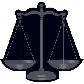 Scales of Justice Flexible Magnet for Your Organization