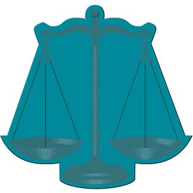 Scales of Justice Flexible Magnet for Your Company