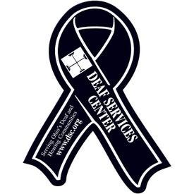 Custom Small Awareness Ribbon Magnet