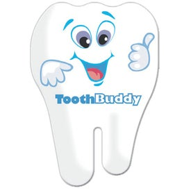 Small Stock Shape Magnet (Tooth - 30 Mil)