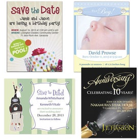 Personalized Special Event Magnets