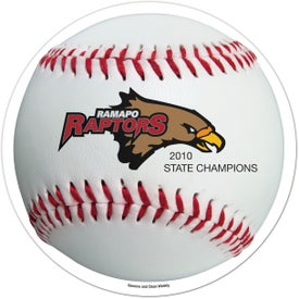 Sports Ball Car Magnet Giveaways