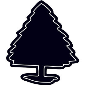 Promotional Spruce Tree Flexible Magnet