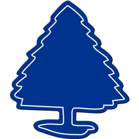 Spruce Tree Flexible Magnet Imprinted with Your Logo