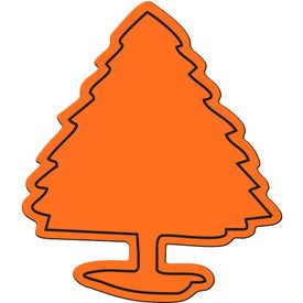 Logo Spruce Tree Flexible Magnet