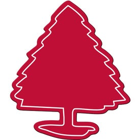 Spruce Tree Flexible Magnet for Marketing