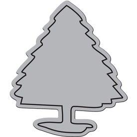 Custom Spruce Tree Flexible Magnet
