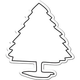 Spruce Tree Flexible Magnet for Your Church