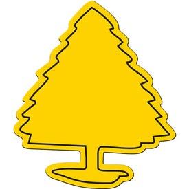 Spruce Tree Flexible Magnet with Your Slogan