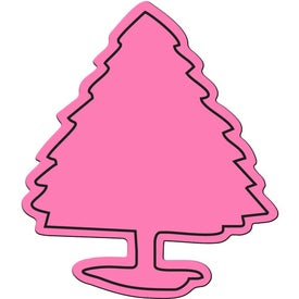 Spruce Tree Flexible Magnet for Promotion