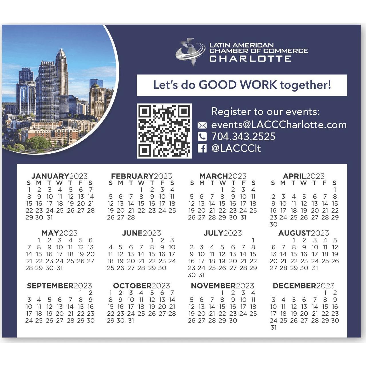 Asheville February 2020 Calendar CLICK HERE to Order 3.4