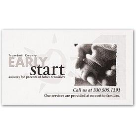 Standard Business Card Magnet Giveaways