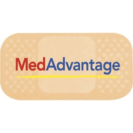 "Medium Bandage Magnet (0.03"" Thick)"
