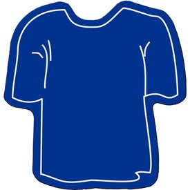 Monogrammed T-Shirt Flexible Magnet