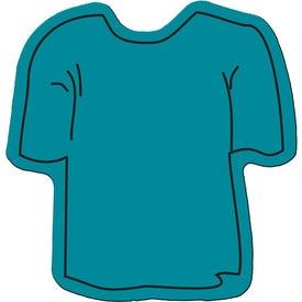 T-Shirt Flexible Magnet for Marketing