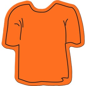 Custom T-Shirt Flexible Magnet