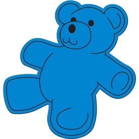 Personalized Teddy Bear Flexible Magnet