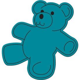 Teddy Bear Flexible Magnet Giveaways