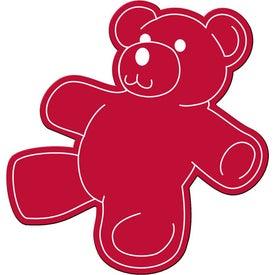 Teddy Bear Flexible Magnet for Your Organization