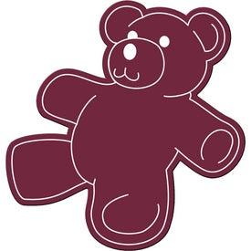 Company Teddy Bear Flexible Magnet
