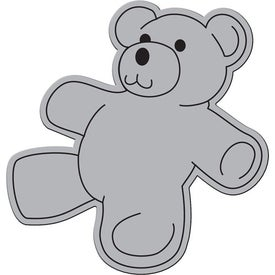 Teddy Bear Flexible Magnet for Customization