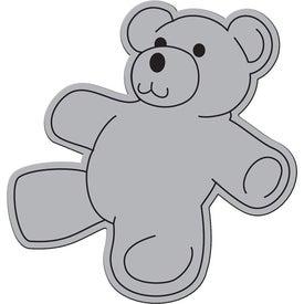 Teddy Bear Flexible Magnet for Customization
