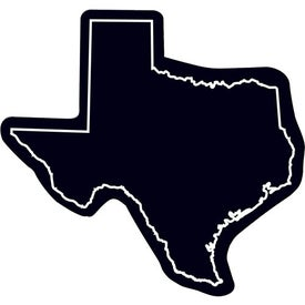 Personalized Texas Flexible Magnet