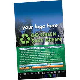 Thermo-Strip Large Magnet Printed with Your Logo