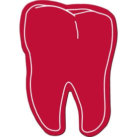 Tooth Flexible Magnet for Promotion