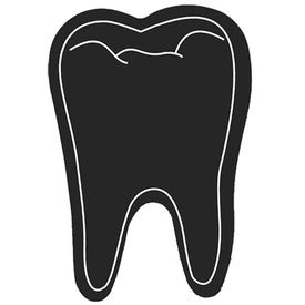 Imprinted Tooth Shaped Magnets