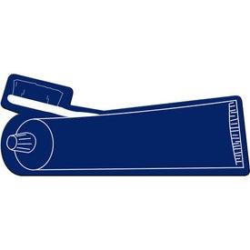 Monogrammed Toothpaste Flexible Magnet